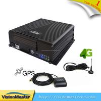 Original 2.5 hard drive gps wifi 3g 12 channel dvr