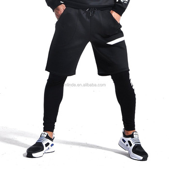 522d63ffe745 Men Jogger Pants Hip Hop Fitness Running Sport Training Pants Joggers  Leggings Trousers