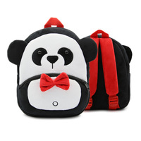 nursery bags Cute panda school baby backpack
