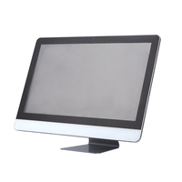 High performance 27 inch LCD 4GB memory capacity desktop computer all in one