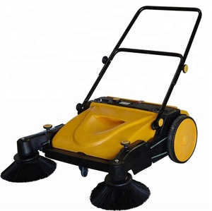 JL950 New Design No Dust Cordless Manual Sweeper