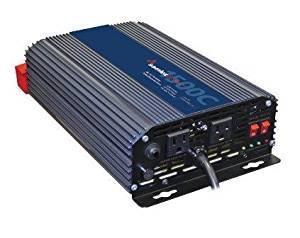 Samlex 1500W Modified Sine Wave Inverter/Charger - 12V