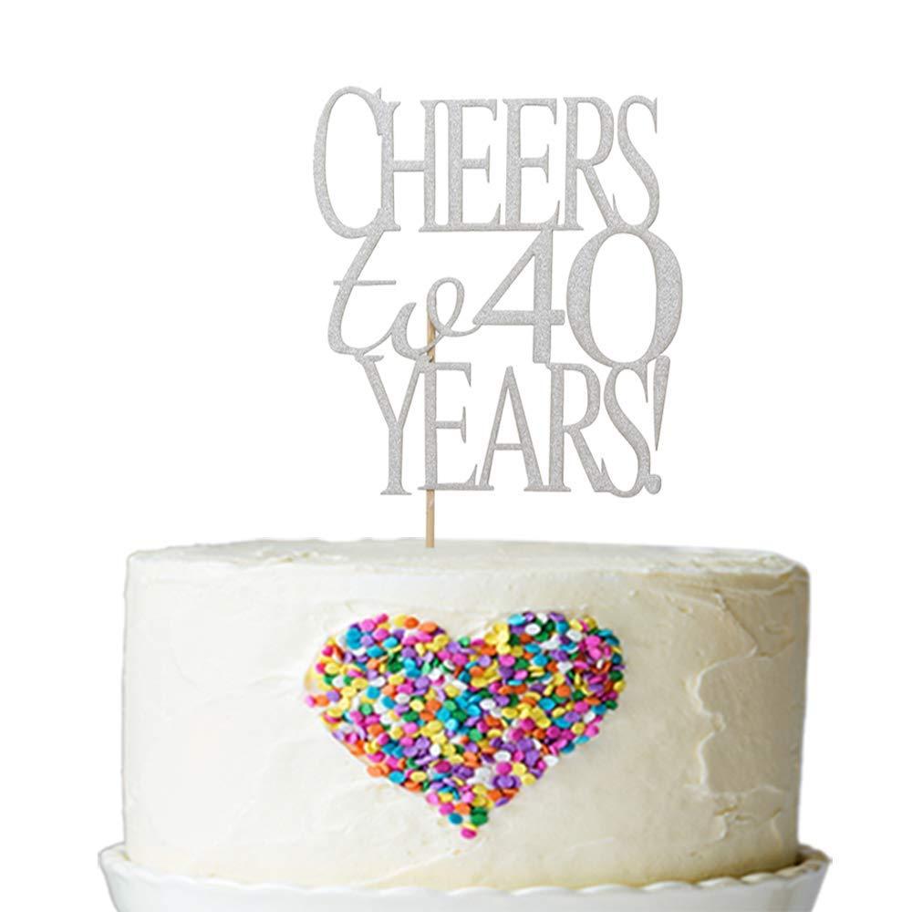Cheap Happy 40th Birthday Cake Find Happy 40th Birthday Cake Deals