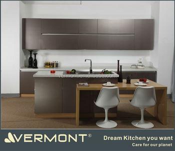 High gloss painting modern kitchen cabinet manufacturer for Modern kitchen cabinet manufacturers