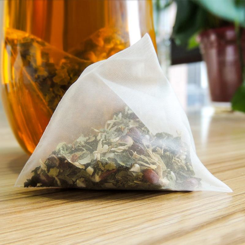 china health herbal tea high quality nylon triangle bag package slim beauty tea - 4uTea   4uTea.com