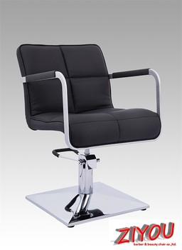 Modern hair salon furniture china unique white salon for Modern salon chairs for sale