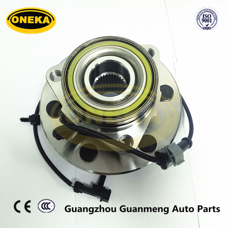 [ ONEKA BEARINGS ] Auto wheel hub parts in China 19209040 15112382 for CHEVROLET TAHOE front wheel hub bearings with ABS