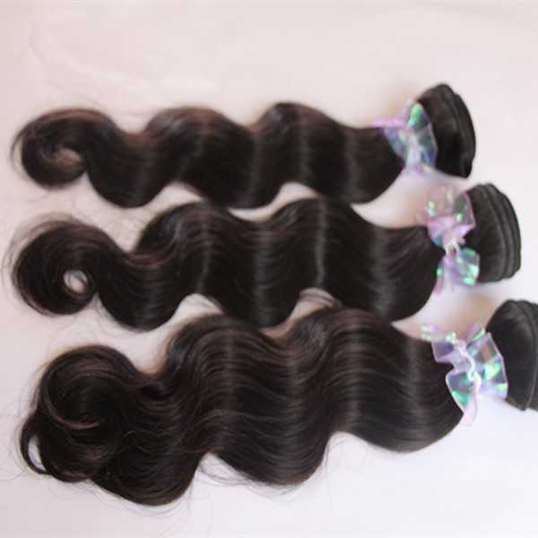 brazian body wave hair with high quality
