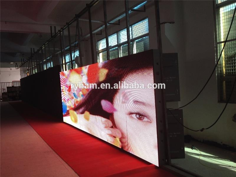 2016 xxx new images led display inflatable tent tv