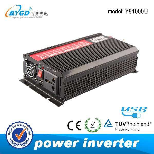 <strong>dc</strong> to ac 1kw solar inverter,Off grid modified solar energy inverter 1000w