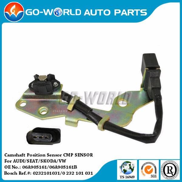 FOR VW GOLF JETTA BEETLE 2.0 Camshaft CAM Position Hall Sensor 0232101031 06A905161B 06A905161C