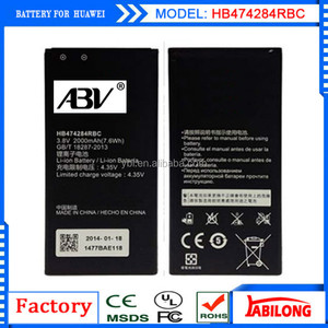 Multi-map HB474284RBC battery for huawei C8816 battery Chinese mobile phone  battery factory