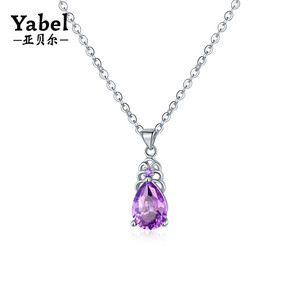 2018 Fashion Indian Cubic Zirconia Jewelry Necklace Set For Girls