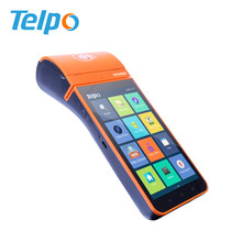 Telepower Fabricant D'origine Restaurant Android Mini <span class=keywords><strong>POS</strong></span> Avec Imprimante Thermique Imprimante TPS900b