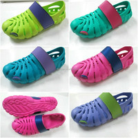 2014 man breathable eva casual wholesale clog shoes