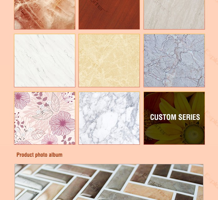 Best Price New Coming Self-adhesive Non-toxic Waterproof Decorative Ceramic Wall Tile - Buy