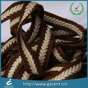 High Quality Factory Price Nylon Cord Cotton Braided Cord