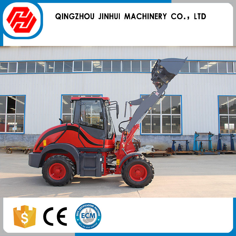 High Quality Personalized wheel loader 3 ton