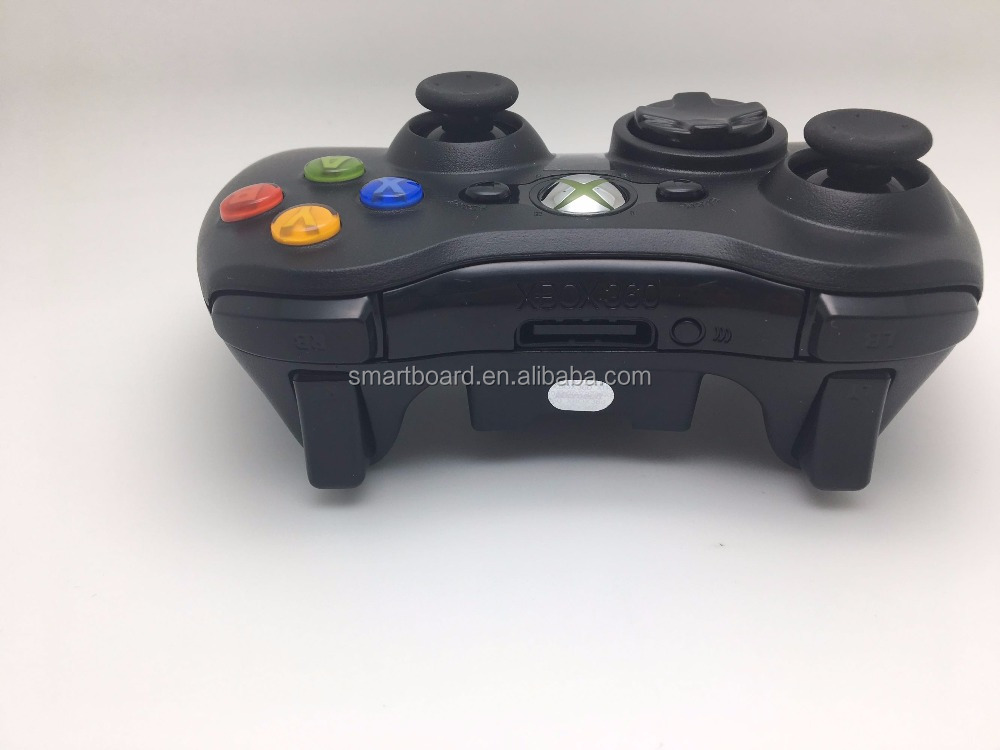 Original Xbox360 Wireless Controller (wired ones available)