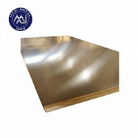 201/304 4x8 Mirror finish gold rose color stainless steel sheet