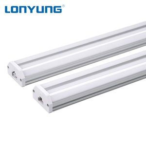 Newest design T5 1.2m 110v smd led tube 30w Double integrated light ETL TUV SAA CE ROHS