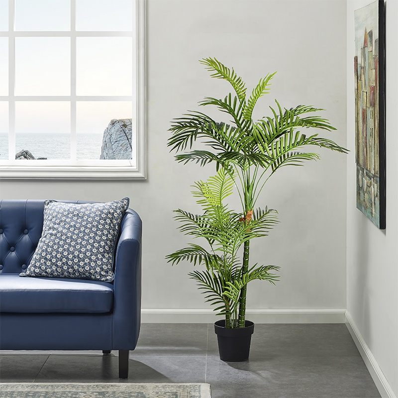 New 160cm cheap Chinese artificial plant artificial palm tree factory