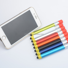 Pencil Shaped Novelty Capacitive Tablet Pad Pen