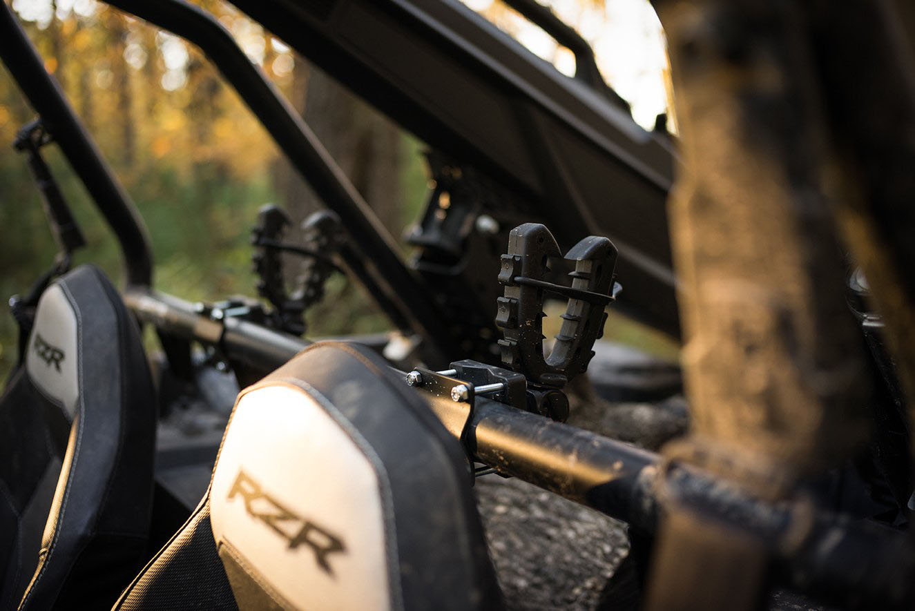 Gun rack  / UTV /in ATV / Gun protection