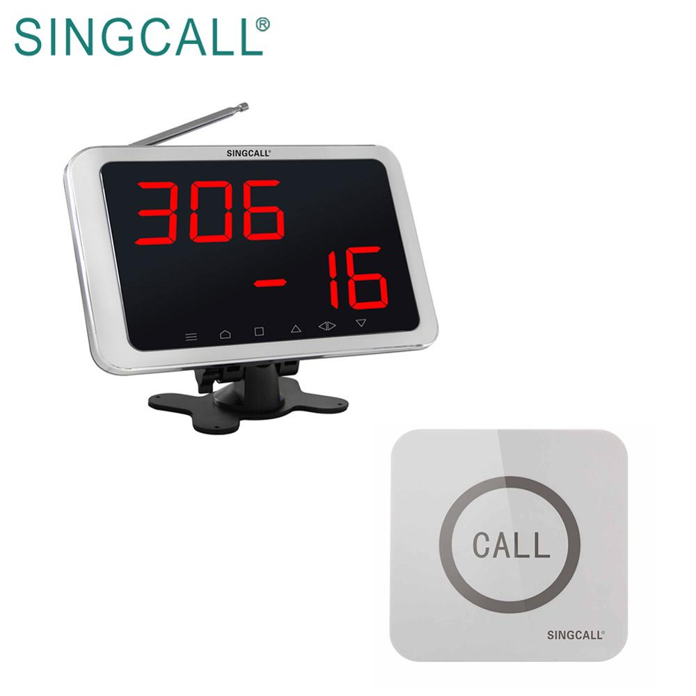 SINGCALL touch alarm 간호 콜 system 비상 콜 button