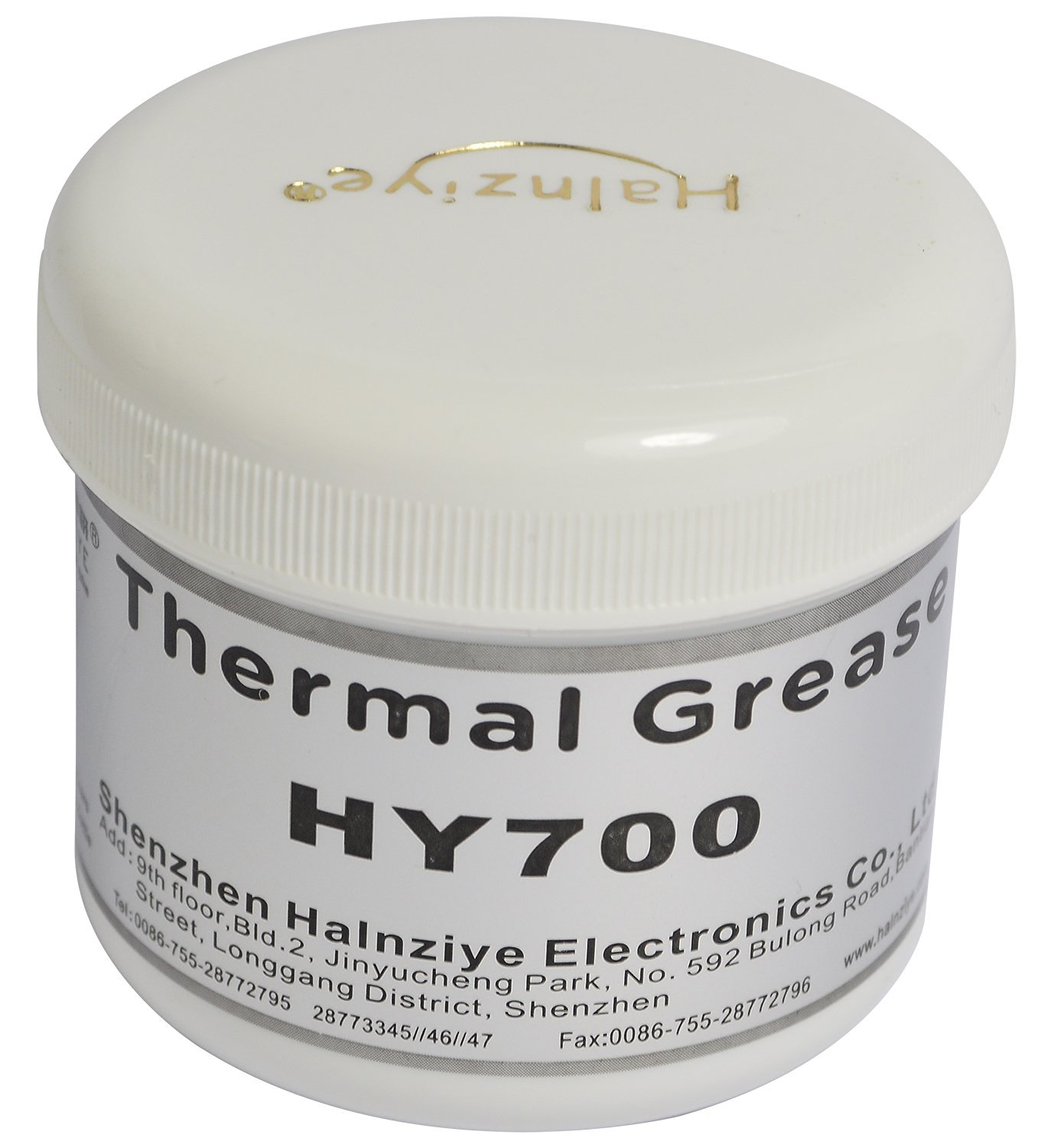 TUB HY410 THERMAL GREASE />0.925W//m-k 100G TUBE COMPOUND