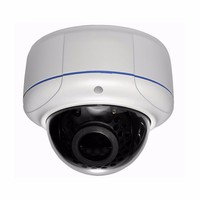 SIP-E41-4689DS 5MP HD 1920P H.265 PoE 3.6mm Wide Angle Day & Night Vision Weatherproof Security IP Dome Camera, Power Over Ether