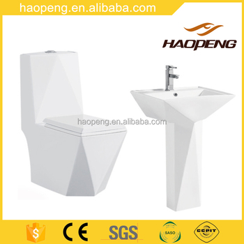 Chaozhou Fabbrica Bagno Bidet Wc Wc E Lavabo Integrato Combinato