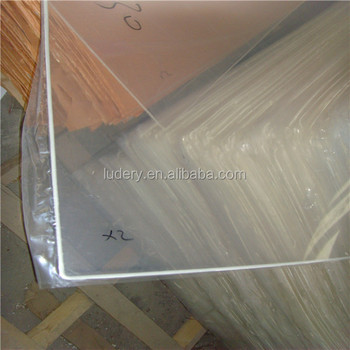 Plexiglass Sheets/Clear Square Plastic Acrylic Perspex Sheet Board 3MM Flexible Acrylic Sheet For Kitchen Balcony