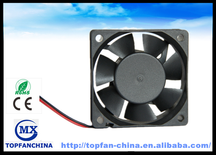 waterproof/dustproof/fireproof micro high speed cooler PBT fan home appliances fan 60mm*60mm*20mm 5V DC fan with CE and ROHS