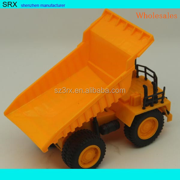 factory wholesales Construction vehicle toy/mini toy construction trucks for kids/plastic contruction vehicle truck toy
