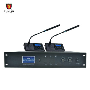 Professional Meeting Discussion Solution Audio digital Recording and Voting Conference System