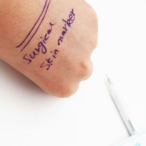 safe skin marker pen for Surgical labeling