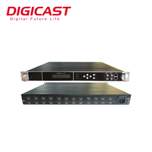 TV via cavo Digitale Encoder DVB FULL HD <span class=keywords><strong>ASI</strong></span> Canali 24 MPTS SPTS Multicast Unicast Multiplexer Encoder