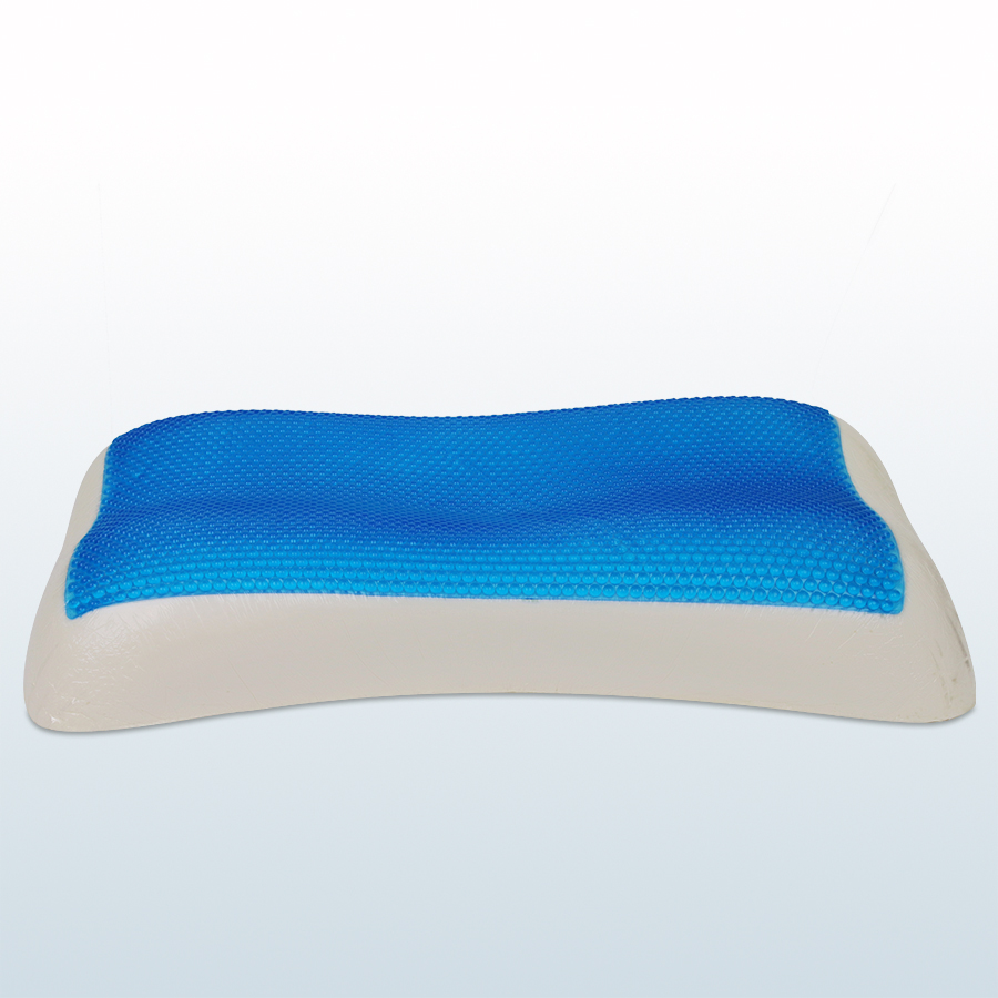 alta calidad mejor almohada para el dolor de cuello, contorno en