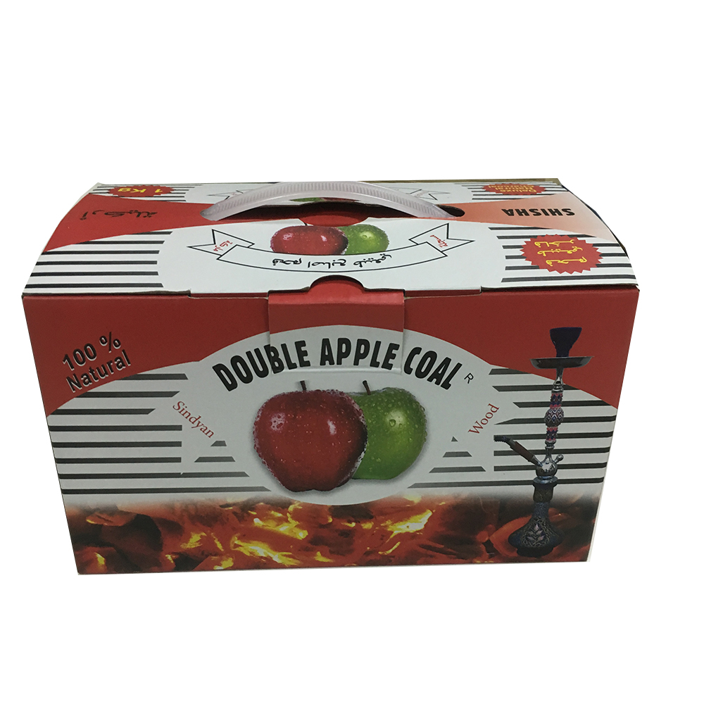 Custom printed cardboard corrugated carton box for fresh fruits box packaging