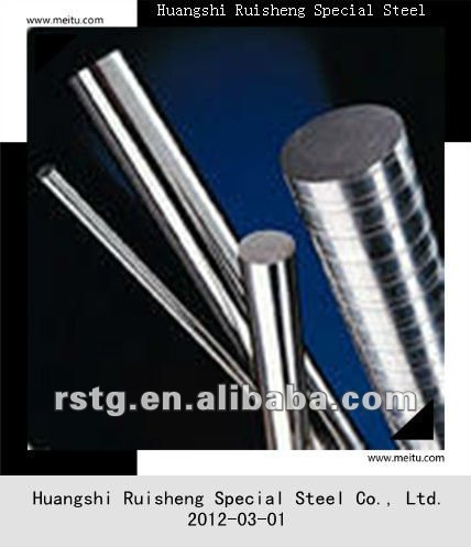 3Cr2W8V steel round bar