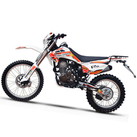 China cheap motocross dirt motorcycle 250cc for sale