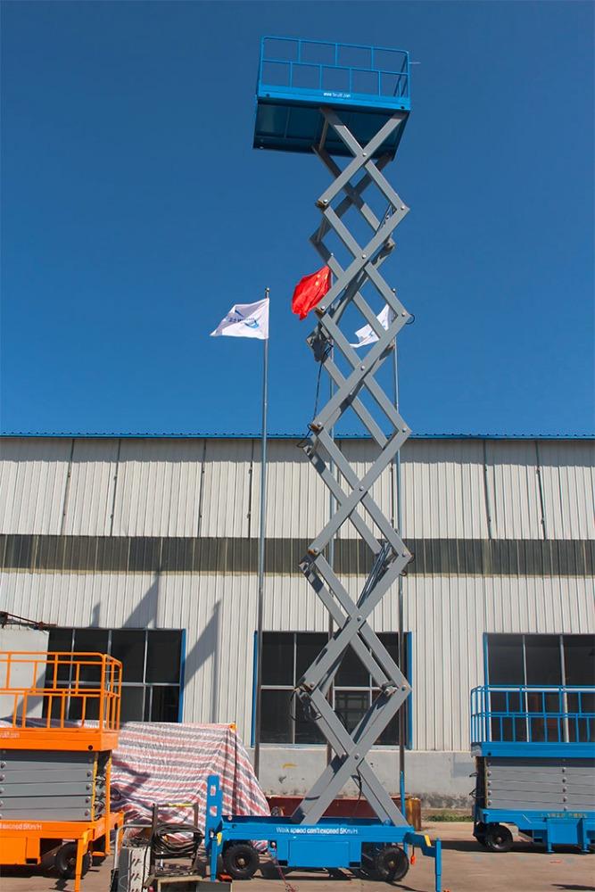 China Mobile Lift Platform, China Mobile Lift Platform Manufacturers ...
