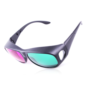 Latest style polarized 3d anaglyph glasses for movie