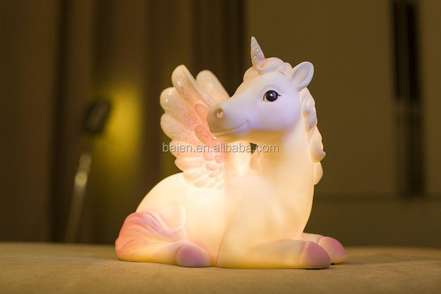 Unicorn Led Lamp Bedroom Light / Nightlamp / Bedside Light   Buy Unicorn  Light,Bedside Night Light,Light For Kids Bedroom Product On Alibaba.com