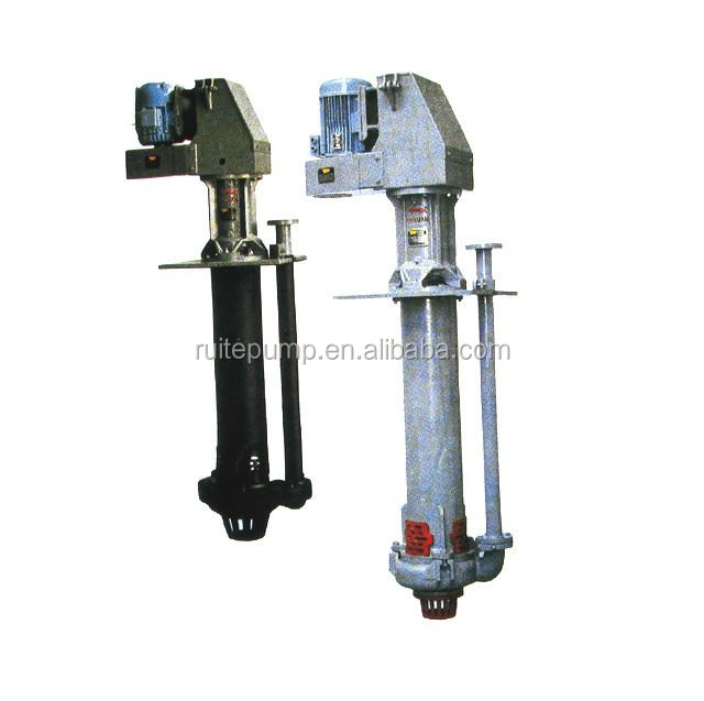 vertical installation slurry pump for mining sewage water