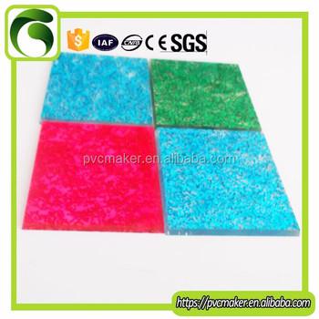 Wholesale Green 2016 best price China pmma 4'x8' 1/8
