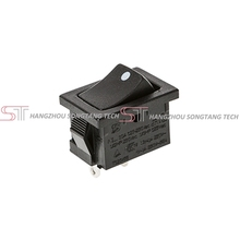 K10 12v 250VAC SPST SPDT Rocker Switches TUV approved circuit breaker
