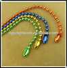 Colored Metal Ball Chains China Manufacturer