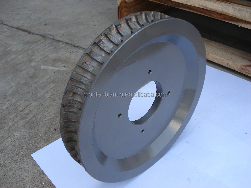 Top Quality Diamond Profiling Wheel,Monte-Bianco Brand,High Sharpness